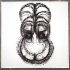Heather Hanson, kintetick drawing