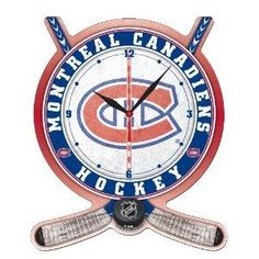 Compare Montreal Canadiens Memorabilia prices and save big on Canadiens Memorabilia and other Canada-area sports team gear by scanning prices from top retailers. Montreal Canadiens, Hockey Crafts, Tabletop Clocks, National Hockey League, Fan Gear, Wall Plaques, Nhl, Ebay, Sports Teams
