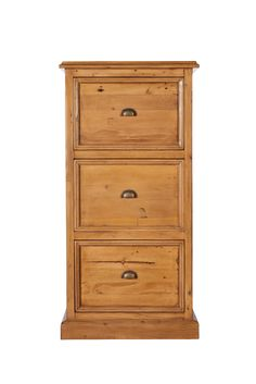Cranfield 3 Drawer Filing Cabinet from George Tannahill & Sons