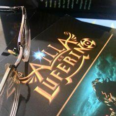 O livro que trás de volta a magia para o universo literário Ailla e o Luferino.