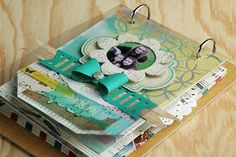 Great blog for scrapbooking ideas!!