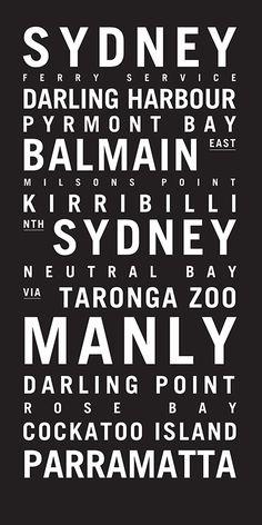 Sydney 2   Tram Scrolls   The Block Shop - Channel 9