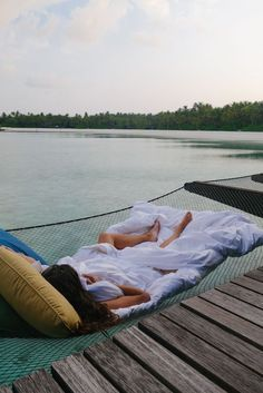 Seeing as I have wanted to stay in a water bungalow, in the Maldives, with its own hammock since I was a little girl, it would have been crazy for me not to make the most of it! So while mum was tucked up comfortably inside, I dragged my duvet out and made a bed... Read more