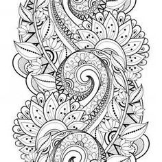 Mandala Coloring Pages Advanced Level Bmandala B Printable