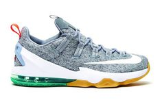 http://SneakersCartel.com New Nike LeBron 13 Low Released   #sneakers #shoes #kicks #jordan #lebron #nba #nike #adidas #reebok #airjordan #sneakerhead #fashion #sneakerscartel