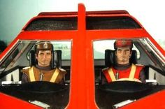 Captain Scarlet and the Mysterons Scarlet, Joe 90, Sci Fi Tv Series, Thunderbirds Are Go, Kids Tv, Vintage Tv, Kids Shows, Animation, Best Series