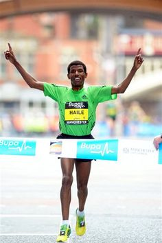 Another Manchester victory for Haile Gebrselassie - 2011 IAAF, watch him run there in Long Jump, High Jump, World Athletics, Triple Jump, Manchester New, Pole Vault, Track And Field, Long Distance, Sports News