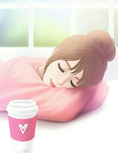 59 best beautiful girl drawing images in 2017 Girl Cartoon Characters, Cute Cartoon Girl, Cartoon Art, Beautiful Girl Drawing, Cute Girl Drawing, Girl Drawing Images, Mode Poster, Girly M, Korean Anime