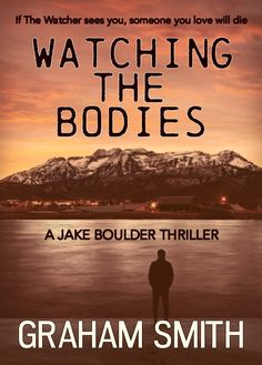 So today I'm delighted to be a stop on the Watching The Bodies blog tour and a huge thanks to Bloodhound Books for inviting me into the tour. I was so excited when I heard Graham Smith had a …