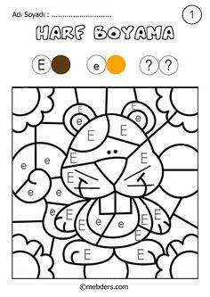 Wall Clock Design, School Worksheets, Grade 1, Preschool Activities, Montessori, Homeschool, Classroom, How To Plan, Pranks