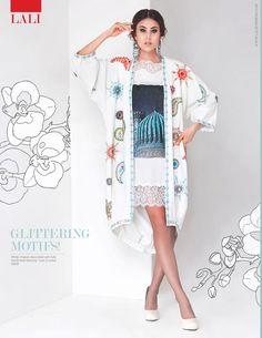 Основательница и дизайнер бренда LALI fashion house рекомендует обратить внимание на традиции.