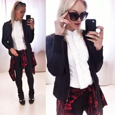 Candy wearing our shirt People Dress, Bomber Jacket, Candy, How To Wear, Jackets, Shirts, Dresses, Fashion, Down Jackets