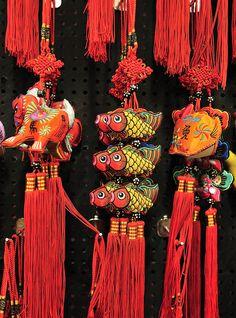 Ornaments for Lunar New Year, Hangzhou