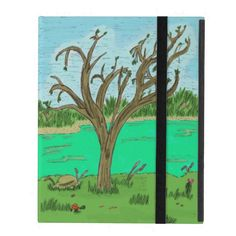 Creek with Tree iPad Air Case