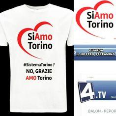 Ci sei stasera h.21.00 #SiAmoTorino a #Balon - su #4Rete (anche streaming) Pensando a #Torino2016 (e non solo)