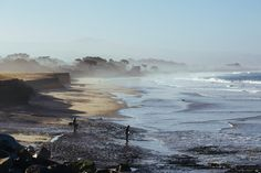Pretty Morning at Dunes Beach, Half Moon Bay, California — Nadya's Side Of The Road