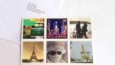 My photos into reusable stickers | luxwoman