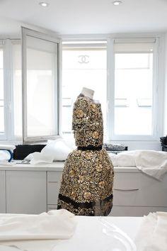 Atelier haute couture, Chanel