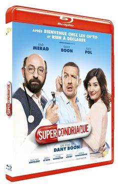 Supercondriaque - Dany Boon en BLU-RAY - NEUF
