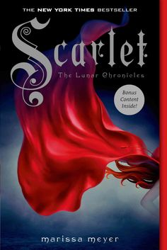 Cinder is back and trying to break out of prison--even though she'll be the Commonwealth's most wanted fugitive if she does--in this second installment from Marissa Meyer. Halfway around the world, Sc