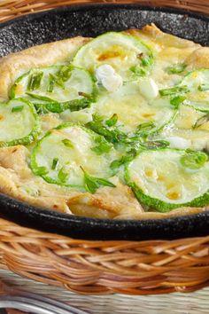 Zucchini Soufflé... yummy way to eat your veggies