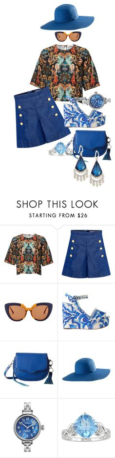 """""""Stay with your first choice"""" by blujay1126 ❤ liked on Polyvore featuring CO, Marni, Dolce&Gabbana, Rebecca Minkoff, Shinola, Ice and Alexis Bittar"""