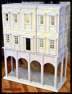 1:12 Regent Miniatures | Flickr - Photo Sharing! (jt-latest from Regent Miniatures .. 1/12 scale cabinet style dolls house)