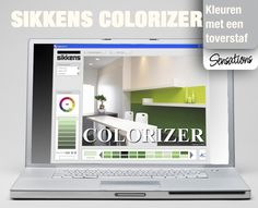 Sikkens Colorizer | Tools | Sikkens