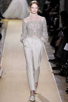 Valentino Spring 2012 Couture Collection Photos - Vogue