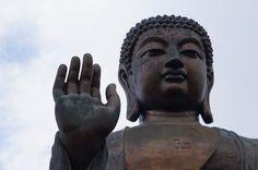 Big Buddha of Lantau Hong Kong