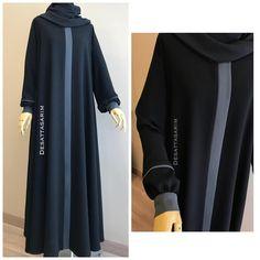 Müşterimiz iyi günlerde kullansın bilgi ve sipariş için WhatsApp dan ulaşabilirsiniz Hijab Style Dress, Hijab Chic, Habits Musulmans, Abaya Fashion, Fashion Outfits, Estilo Abaya, Modern Abaya, Hijab Style Tutorial, Modele Hijab