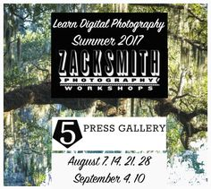 Learn Digital Photography in New Orleans