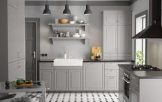 A traditional kitchen for the modern life - IKEA