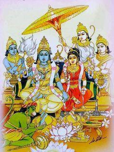 Tanjore Painting, Krishna Painting, Krishna Art, Ileana D'cruz, Rama Sita, Lord Rama Images, Hanuman Images, Sri Rama, Lord Vishnu Wallpapers