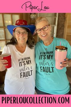 LOVE LOVE LOVE the Piper Lou T-Shirts!!! You Get It, Like You, How To Get, Great Conversation Starters, Tees For Women, Compliments, Sisters, Facts, Fitness