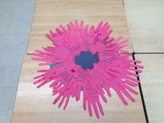 Have the girls just write a word or two describing the organizations and give at Department? Poppy Day Activities Eyfs, Holiday Activities, Craft Activities, Remembrance Day Activities, Remembrance Day Art, Poppy Wreath, Poppy Craft, Fall Arts And Crafts, Anzac Day