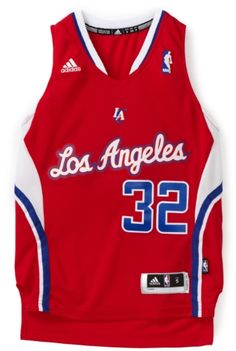 NBA Los Angeles Clippers Blake Griffin Swingman Road Youth Jersey Red Small -- Check out this great product.