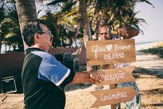 Casamento | Glaucia + Bruno | Vestida de Noiva | Blog de Casamento ...