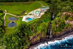 Luxury Bunker on Hawaii's Big Island Hopes For $26.5M... #Hawaii Real Estate +1-808-852-8833 DaveDickey.net  #Waikiki