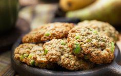 Cookies Et Biscuits, Salmon Burgers, Fudge, Ethnic Recipes, Food, Drinks, Wafer Cookies, Pistachios, Cooking Food