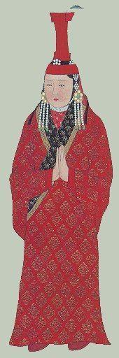 7. The Yuan Dynasty ( Mongolian ):