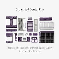 Academy of Chairside Assisting - Photos Dental Supplies, Business Help, Organization, Photos, Getting Organized, Organisation, Pictures, Tejidos