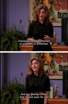 Rachel Green is a forever mood. Serie Friends, Friends Moments, Friends Tv Show, Friends Forever, Friends Season 1, Rachel Friends, Friends The Last One, Friends Tv Quotes, Work Friends