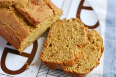 Spiced Sweet Potato Quick Bread  My brother has inspired me. I will try to bake it this week.