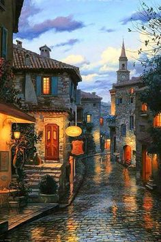 Or somewhere in France, besides Paris. Eze - a tiny village in Provence, and one of the gems in southern France Places To Travel, Places To See, Travel Destinations, Winter Destinations, Provence France, Eze France, France City, Ville France, Voyage Europe