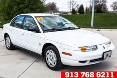 2001 Saturn SL2 $4250 http://www.countryhillolathe.com/inventory/view/9915737