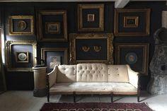 Edwardian Sheriton Style Sofa