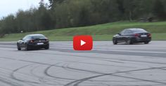 You Won't Believe Who Wins in a Race between a Ferrari FF vs BMW M5 F10 [Click to watch the video!]