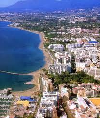 #Marbella, Spain - one of my FAVORITE ,,,, paresse  a  la  costa   d ALICANTE  , ES  LA  MISMA  LIGNA  DE  COSTA , D EL  SUD  OU  JE  VIE ,,,,,,**+