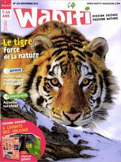 Wapiti n°333 décembre 2014